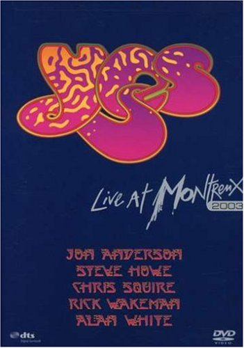 Yes: Live at Montreaux 2003