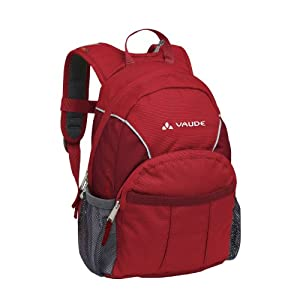 VAUDE Minnie 10L Girls Primary School Backpack (salsa red)
