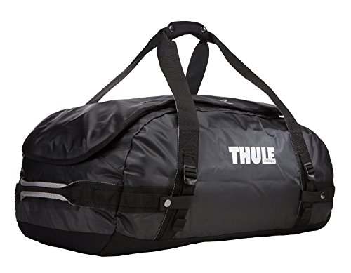 Thule Chasm Bag, Black, 70 L (Thule Duffel compare prices)