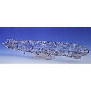 飛行船シリーズ 1/1000 グラフ・ツェッペリン LZ-127 C001