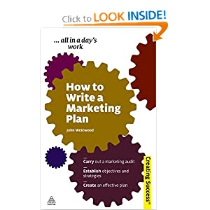 How to write a marketing poan