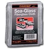 Fibre Glass Evercoat 100911 Fiberglass Cloth - 6 oz.