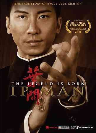 The Legend Is Born: Ip Man Cover