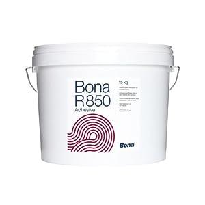 Bona R850 Silan Elastik Einkomponenten Parkettkleber 15kg; für Massivparkett ...  BaumarktKundenberichte und weitere Informationen