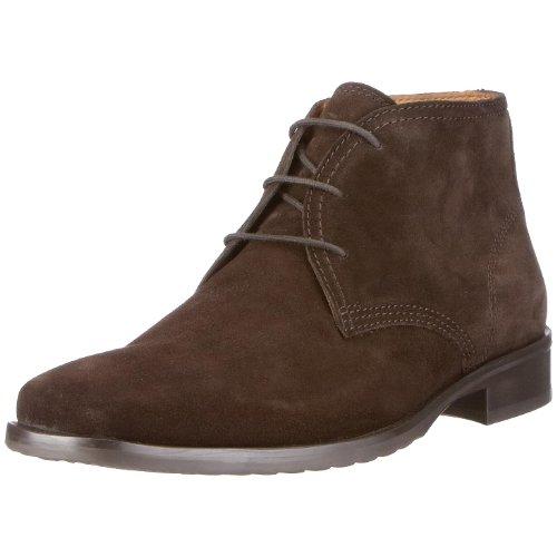 Sioux DANKOR Desert Boots Mens Brown Braun (testa-di-moro) Size: 43