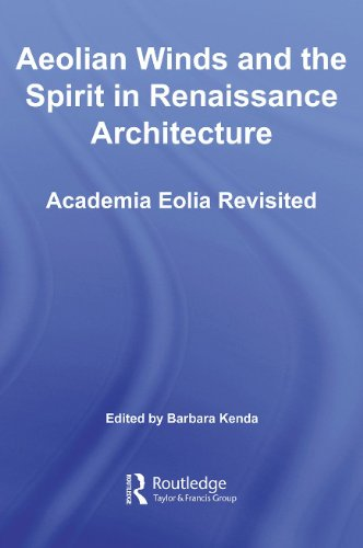 Aeolian Winds and the Spirit in Renaissance Architecture: Academia Eolia Revisited