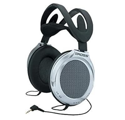 Koss UR40 Collapsible Over-Ear Headphones by Koss
