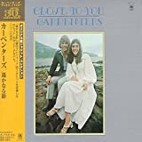 The Carpenters Close to You [Ltd.Paper Sleev