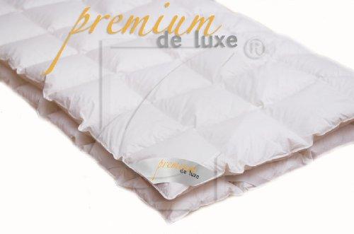 PREMIUM DE LUXE - Matratzenauflage - 160 x 200cm - Deutsches Qualitätsprodukt - 975.97.003