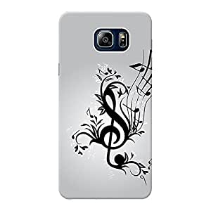 INKIF The Secret Quote Designer Case Printed Mobile Back Cover for Samsung Galaxy Note5 (Black)