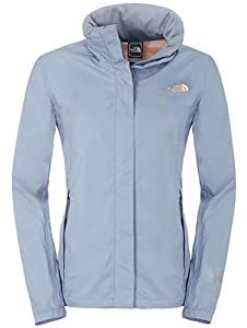 The North Face Resolve raincoat Ladies grey Size XS 2015