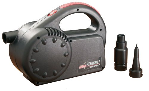 Coleman Rechargable Pump Review