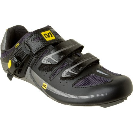 Mavic Avenir Shoe - Men's Black, 12.0