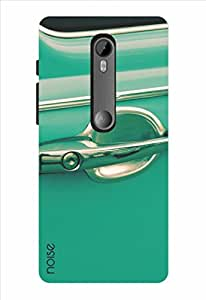 Noise Green Gate Printed Cover for Motorola Moto G (3Rd Generation)/ Moto G Turbo Edition (AM-7)