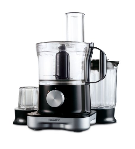 Kenwood FP264 Multi Pro Compact Food Processor, Black by Kenwood