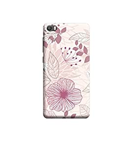 Ebby Premium Printed Back Case Cover With Full protection For Xiaomi Mi 5 (Designer Case)
