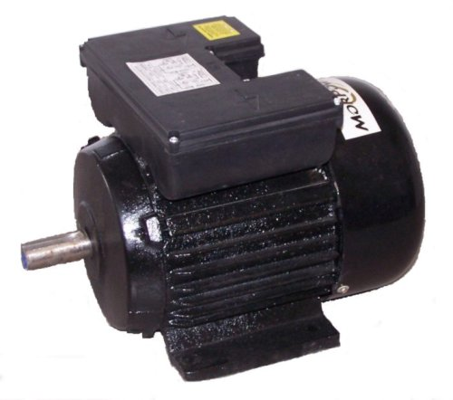 Morpower 3 Hp 3450 Rpm Electric Motor