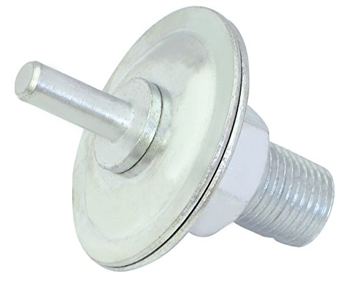 """Buffing Wheel Drill Arbor Adapter - Converts Drill To Grinder / Buffer / Polisher - 1/2 Inch Arbor To 1/4"""" Shank"""