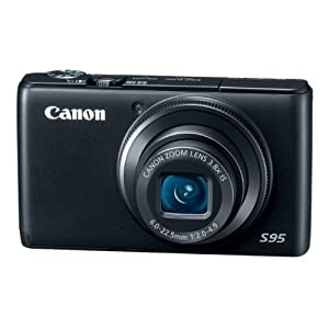 Canon S95 Digital Camera
