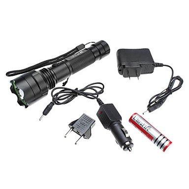Xs Ultrafire C8 3-Mode Cree Xr-E Q5 Led Flashlight Set (200Lm, 1X18650)