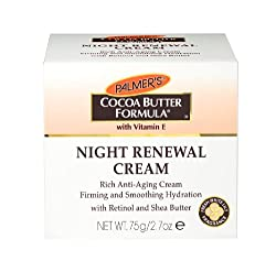 Palmers Cocoa Butter Formula Night Renewal Cream 2.7 Ounce