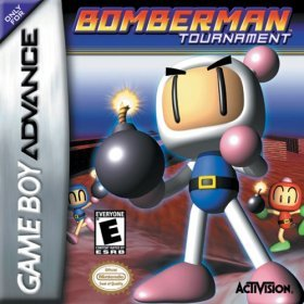 Bomberman Tournament Video Game For Game Boy Advance Bomberman Tournament - Gba