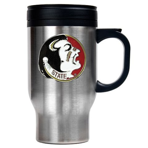 Florida State 16 Oz. Thermo Travel Mug front-614556