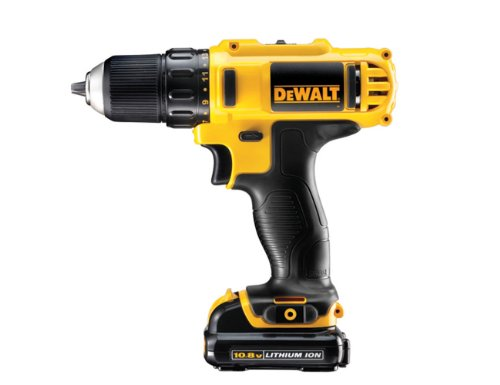 Dewalt – DCD 710 S2 – Perceuse Simple Sans Fil (10.8V/1.3A) (Import Allemagne)