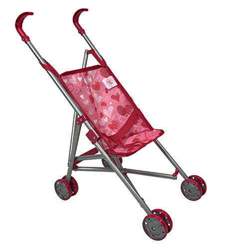 Doll Travel Stroller