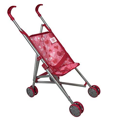 Doll Travel Stroller