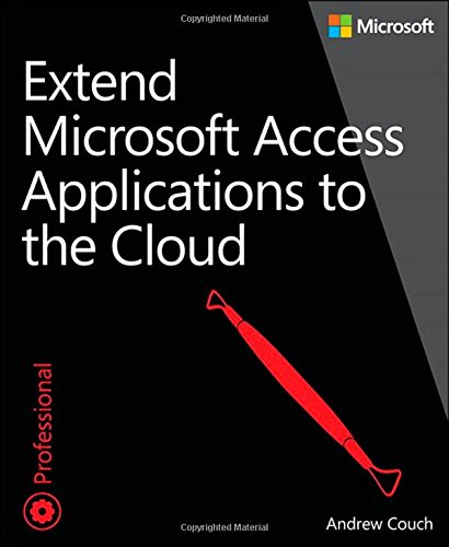 Extend Microsoft Access Applications to the Cloud PDF