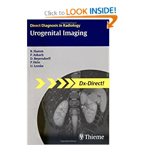 Urogenital Imaging (Direct Diagnosis in Radiology)