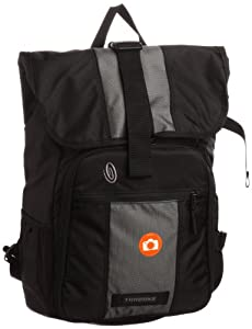 Timbuk2 Espionage Camera Backpack, Black/Gunmetal, Medium