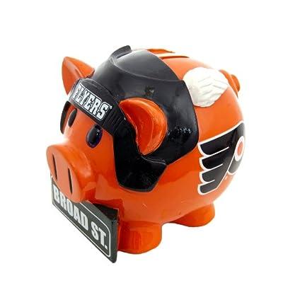 Philadelphia Flyers 8 inch Thematic Piggy Bank