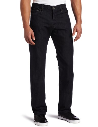 7 For All Mankind - Mens Standard Straight Leg Jeans In Chester Row, Size: 28, Color: Chester Row