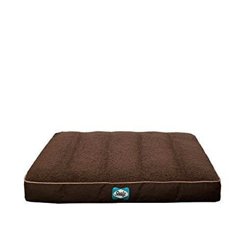 sealy-dog-beds-cozy-comfy-sherpa-bed-large-autumn-brown-by-sealy-dog-bed