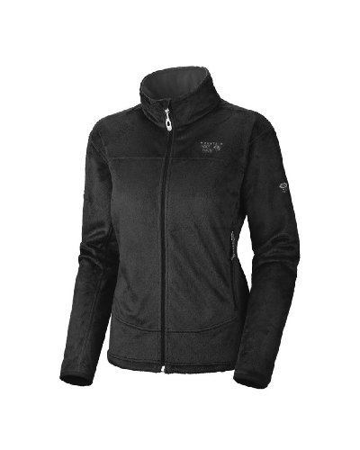 Mountain Hardwear Pyxis Fleece Jacket - Women's, Black, M