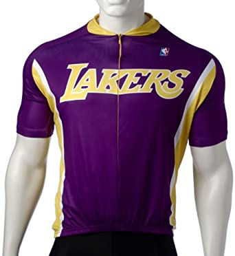 NBA Los Angeles Lakers Mens Cycling Jersey by VOmax