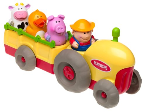 PLAYSKOOL FUN TUNES TRACTOR WITH 4 FIGURES - Buy PLAYSKOOL FUN TUNES TRACTOR WITH 4 FIGURES - Purchase PLAYSKOOL FUN TUNES TRACTOR WITH 4 FIGURES (PLAYSKOOL FUN TUNES TRACTOR WITH 4 FIGURES, Toys & Games,Categories,Play Vehicles,Vehicle Playsets)