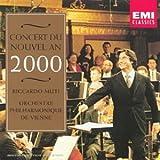 Concert du nouvel an 2000 | Strauss, Johann (1804-1849). Compositeur