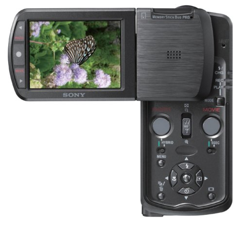 Budget Sony Cybershot DSCM1 5MP Digital Camera with 3x Optical Zoom & MPEG4 Video
