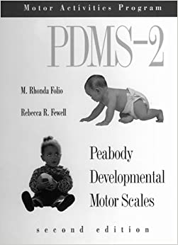 Peabody Developmental Motor Scales Pdms 2 M
