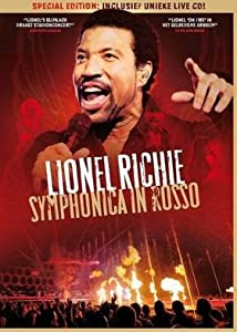 Lionel Richie - Symphonica in Rosso - Deluxe Edition (DVD & CD)