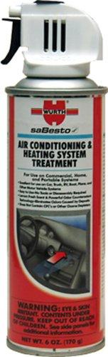6oz. Wurth A/C & Heating System Treatment