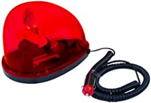 Eurolite 50603512 STA-1221 - Luz de policía (12 V, 21 W), color rojo