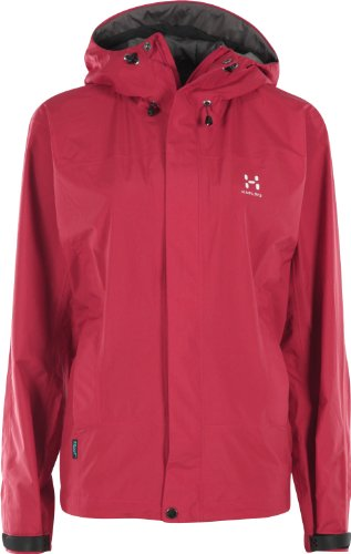 VELUM II Q JACKET DEEP RED L
