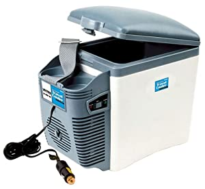 Vector VEC-222 Mini Console Cooler/Warmer with 9 Can Capacity