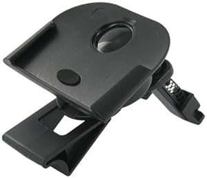 G-Mobility GRJMCMTTROV2 Support pour grille de ventilation compatible GPS TomTom One V2/One V3