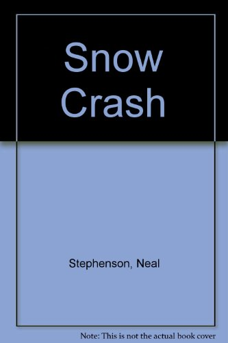 the effects of technology on the society in snow crash by neal stephenson It is not a topic stephenson will discuss on-record so for now, his insights may be best gleaned through his fiction snow crash, which was nominated for the british science fiction award in 1993, envisioned a vr metaverse populated by user-controlled avatars, while his latest book seveneves chronicles an escape from earth.