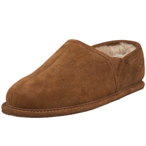 Cheap BEARPAW Men's Romeo Shearling Slipper (B002AKKHDS)